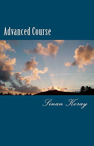 9781466432291: Advanced Course
