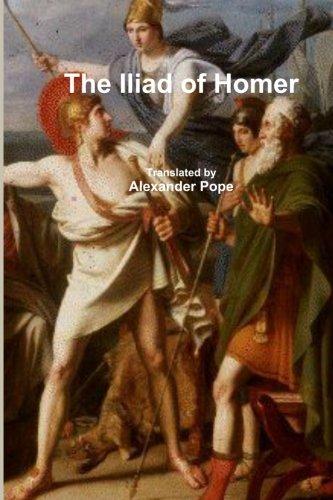 9781466437517: The Iliad of Homer