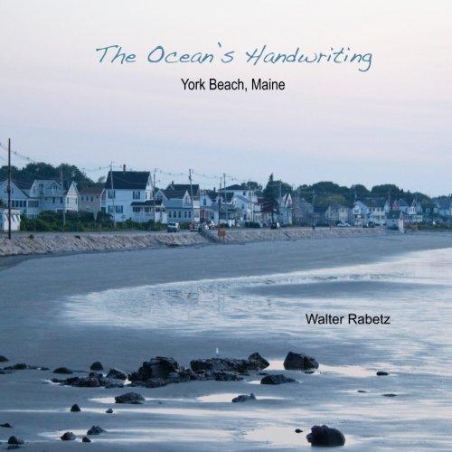 9781466440289: The Ocean's Handwriting