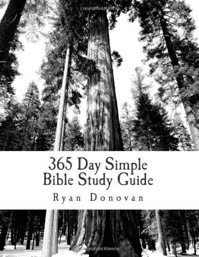 9781466440357: 365 Day Simple Bible Study Guide