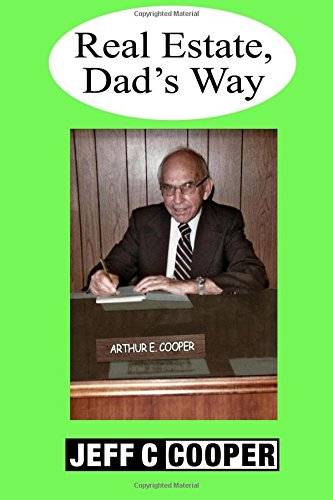 Real Estate Dad's Way (1466441011) by Jeff Cooper