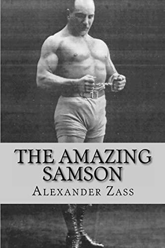9781466457843: The Amazing Samson