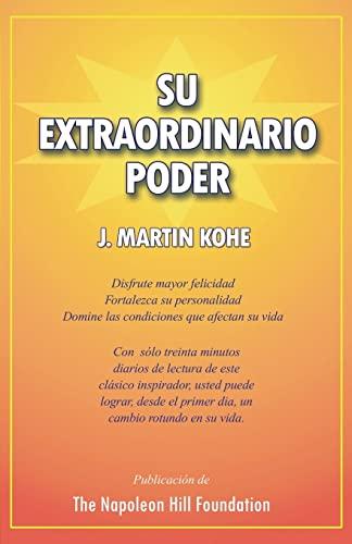 9781466460232: Su Extraordinario Poder (Spanish Edition)