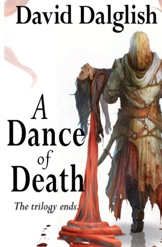9781466461376: A Dance of Death: Shadowdance Trilogy, Book 3