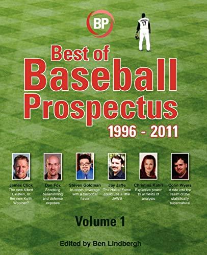 9781466472792: Best of Baseball Prospectus: 1996-2011