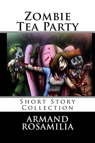 9781466476370: Zombie Tea Party