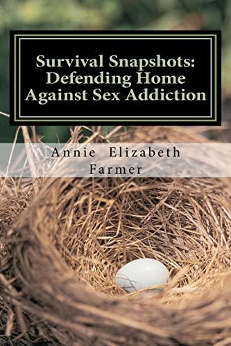 9781466485334: Survival Snapshots: Defending Home Against Sex Addiction
