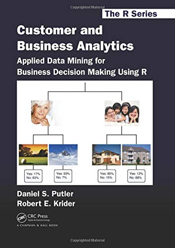 Customer and Business Analytics: Applied Data Mining: Robert E. Krider,Daniel