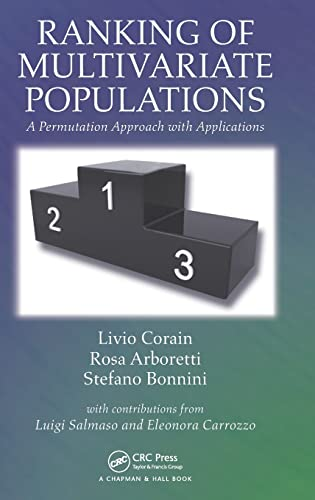 9781466505544: Ranking of Multivariate Populations: A Permutation Approach with Applications