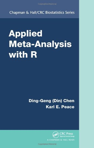 9781466505995: Applied Meta-Analysis with R (Chapman & Hall/CRC Biostatistics Series)