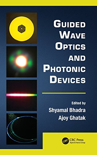 9781466506138: Guided Wave Optics and Photonic Devices (Optics and Photonics)
