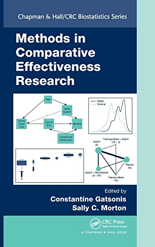 9781466511965: Methods in Comparative Effectiveness Research
