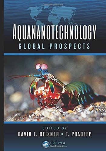 9781466512245: Aquananotechnology: Global Prospects