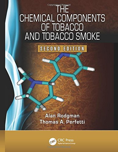 9781466515482: The Chemical Components of Tobacco and Tobacco Smoke, Second Edition