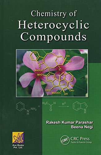 9781466517134: Chemistry of Heterocyclic Compounds