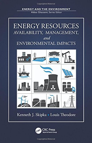 9781466517400: Energy Resources: Availability, Management, and Environmental Impacts (Energy and the Environment)