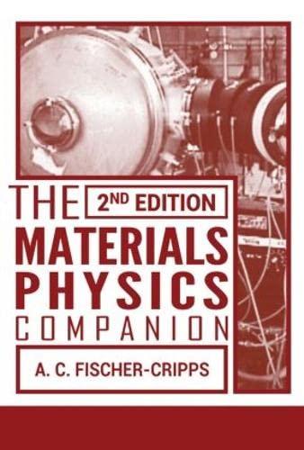 9781466517820: The Materials Physics Companion (Volume 3)