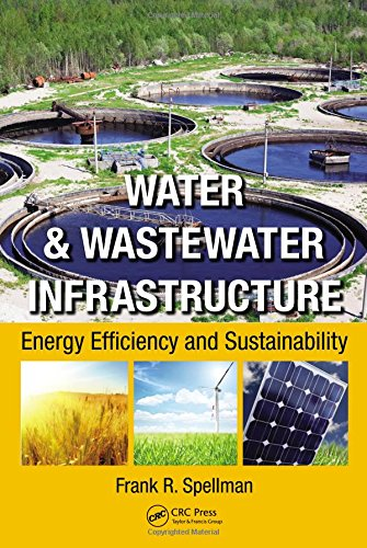 9781466517851: Water & Wastewater Infrastructure: Energy Efficiency and Sustainability