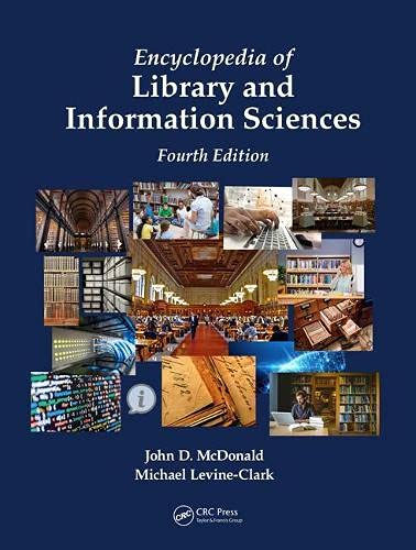 9781466552593: Encyclopedia of Library and Information Sciences, Fourth Edition