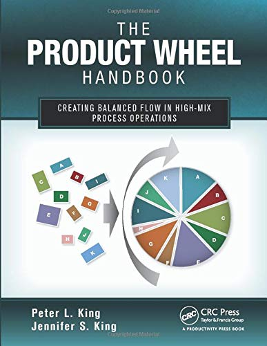 9781466554184: The Product Wheel Handbook: Creating Balanced Flow in High-Mix Process Operations