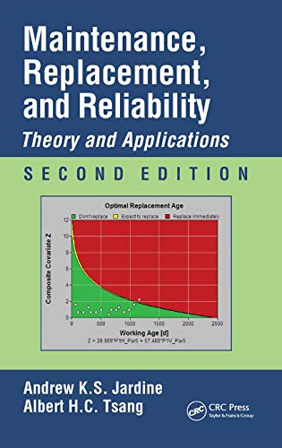 9781466554856: Maintenance, Replacement, and Reliability: Theory and Applications, Second Edition (Mechanical Engineering)