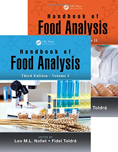 Handbook of Food Analysis, Third Edition - Two Volume Set
