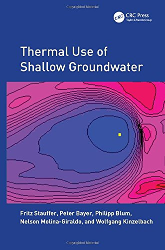9781466560192: Thermal Use of Shallow Groundwater