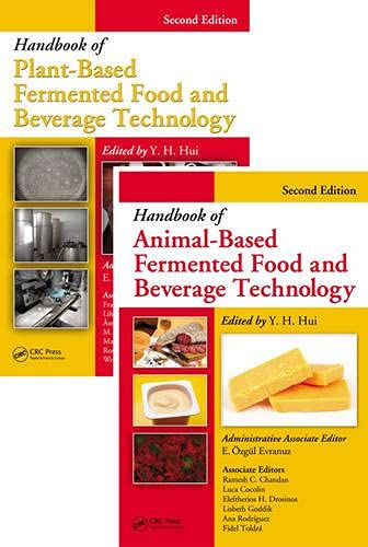 9781466561458: Handbook of Fermented Food and Beverage Technology Two Volume Set, Second Edition
