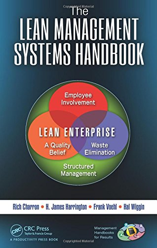 9781466564350: The Lean Management Systems Handbook (Management Handbooks for Results)