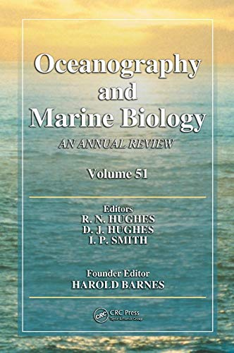9781466568662: Oceanography and Marine Biology: An Annual Review, Volume 51