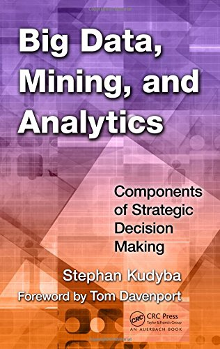 9781466568709: Big Data, Mining, and Analytics: Components of Strategic Decision Making