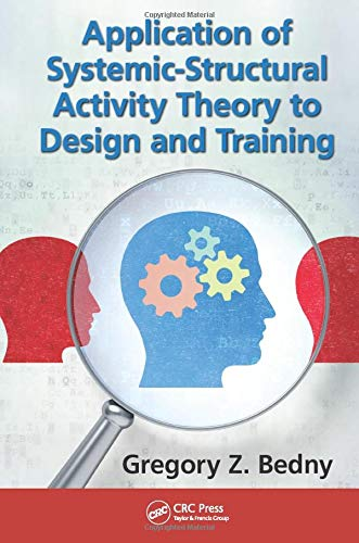 Self-Regulation in Activity Theory: Applied Work Design for Human-Computer and Human-Machine ...