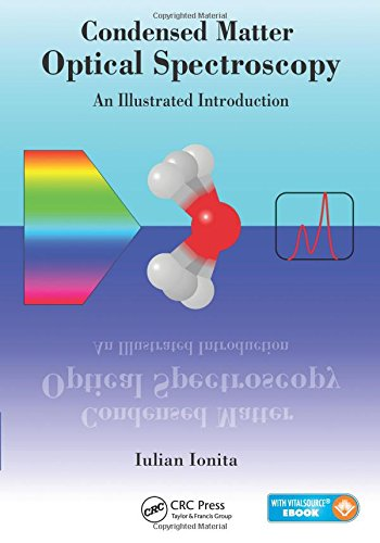 Condensed Matter Optical Spectroscopy: An Illustrated Introduction: Ionita, Iulian