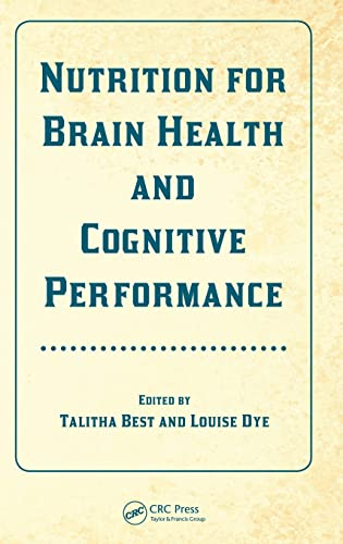 9781466570023: Nutrition for Brain Health and Cognitive Performance