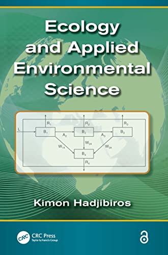 9781466570092: Ecology and Applied Environmental Science