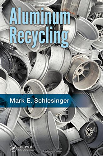 9781466570245: Aluminum Recycling, Second Edition