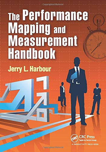 9781466571341: The Performance Mapping and Measurement Handbook
