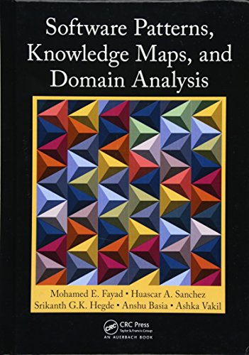 Software Patterns, Knowledge Maps, and Domain Analysis: Mohamed Fayad, Huascar