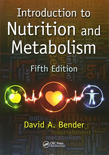 9781466572249: Introduction to Nutrition and Metabolism, Fifth Edition