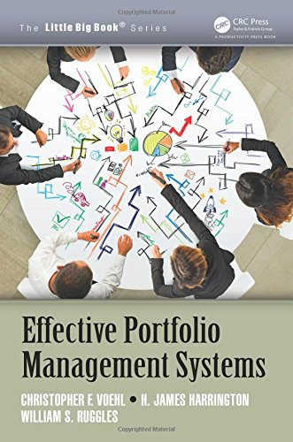 9781466572539: Effective Portfolio Management Systems (The Little Big Book Series)