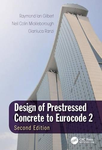 9781466573109: Design of Prestressed Concrete to Eurocode 2, Second Edition