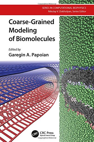 9781466576063: Coarse-Grained Modeling of Biomolecules