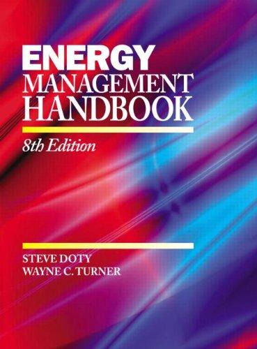 9781466578289: Energy Management Handbook, Eighth Edition