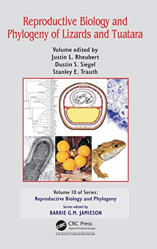 9781466579866: Reproductive Biology and Phylogeny of Lizards and Tuatara