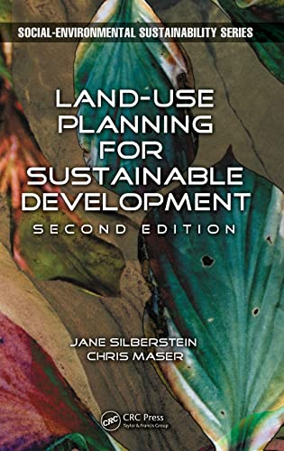 9781466581142: Land-Use Planning for Sustainable Development, Second Edition (Social Environmental Sustainability)