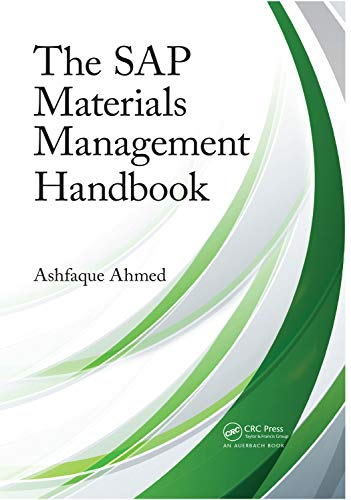 9781466581623: The SAP Materials Management Handbook