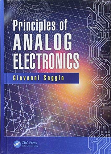 9781466582019: Principles of Analog Electronics