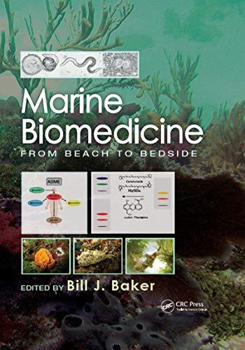 9781466582125: Marine Biomedicine: From Beach to Bedside
