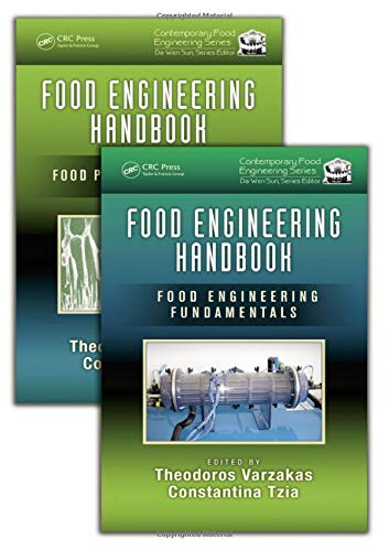 9781466582262: Food Engineering Handbook, Two Volume Set (Contemporary Food Engineering)