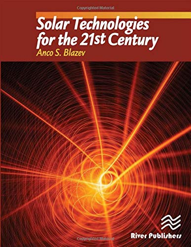 SOLAR TECHNOLOGIES IN THE 21ST CENTURY: BLAZEV, ANCO S.